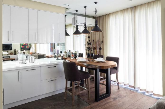 Как подобрать шторы для кухни и не пожалеть? — разбираемся во всех нюансах